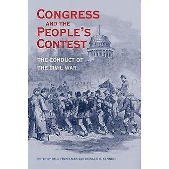 Kongressin ja kansan Contest: toiminta sisällissodan (näkökulmia historia kongressi, 1801-1877)