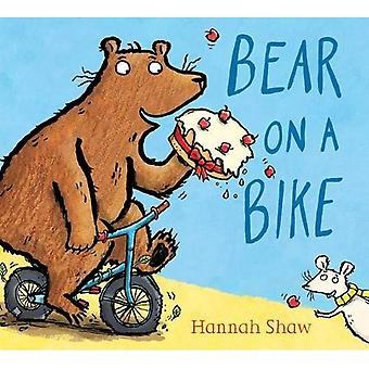 Bear on a Bike Gift edition BB [Board book]