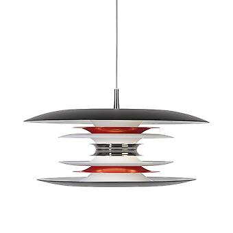 Belid - Diablo LED hänge ljus Matt svart, röd Finish 116621