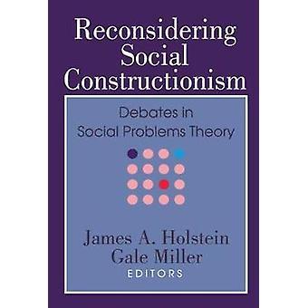 إعادة النظر في المناقشات الاجتماعية البنائية في نظرية المشاكل الاجتماعية عن طريق ميلر & غيل