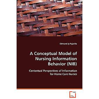 En konceptuell modell av omvårdnad Information beteende NIB av Pajarillo & Edmund Jy