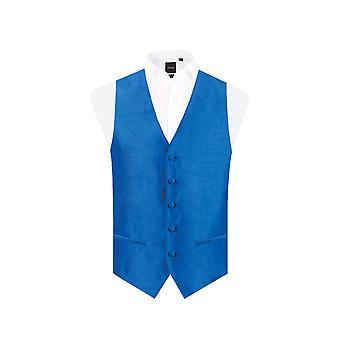 Dobell Royal Blue Boys Suknie kamizelka regularny krój