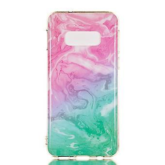 MTK Samsung Galaxy S10e TPU Marmor - Style F
