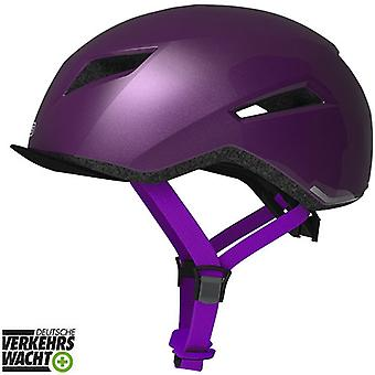 Abus Yadd-I bicycle helmet / / brilliant purple