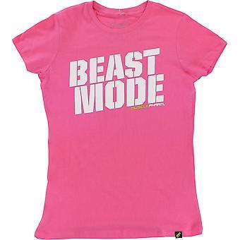MusclePharm MP Womens Beast T-Shirt - Pink