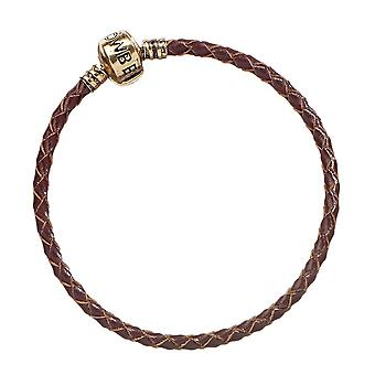 Fantastic Beasts and Where to Find Them Leather Slider Charm Bracelet