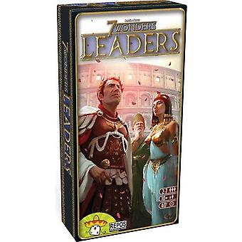 Leaders Expansion for 7 Wonders Card Game English