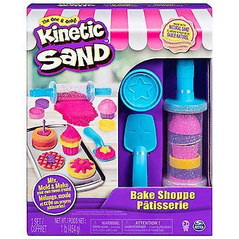 Kinetic Sand 6045940 piec sklep z 16 narzędzi i form