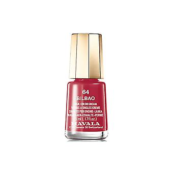 Mavala Mini Color Creme Gel Effect Nail Polish - Bilbao (64) 5ml