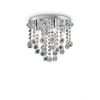 Ideale Lux Bijoux 4 Bulb Superficie Spotlight