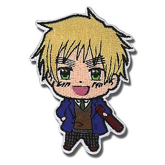 Patch - Hetalia - New World Series England Anime Iron-On Licensed ge83512