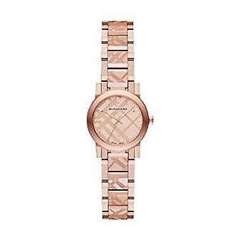 Burberry Bu9235 ruusu kulta Sapphire naiset ' s Watch