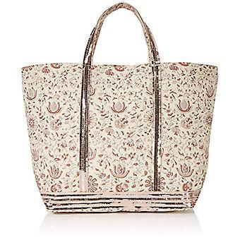 Vanessa Bruno Cabas Grand - Multicolored Women's Tote Bags (Rose cru) 19x36x56 cm (W x H L)