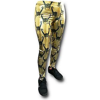 Loki vrouwen ' s gouden legging