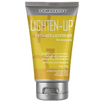 Doc Johnson Lighten-up Intimate Lightener 56g