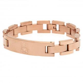 Liverpool Rose Gold Plated Bracelet