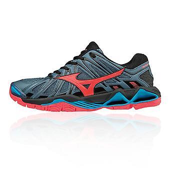 Mizuno Wave tornado X2 sapatos femininos indoor Court