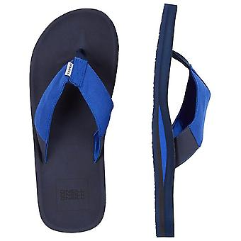 ONeill Chad Canvas Sandals in Ink Blue