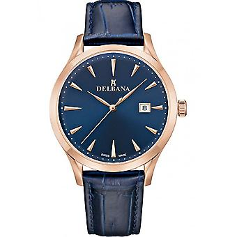Delbana - Watch - Men - Classic Collection - 43601.694.6.041 - Como