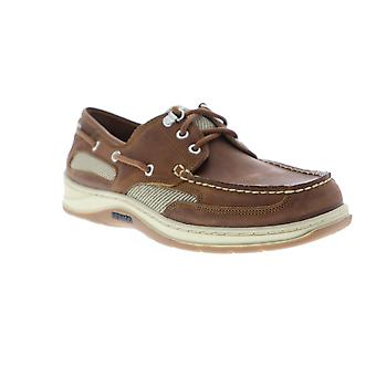 Sebago Clovehitch II  Mens Brown Loafers & Slip Ons Boat Shoes