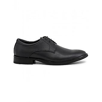 Duca di Morrone - shoes - lace-up shoes - BART-NAVY - men - navy - 40