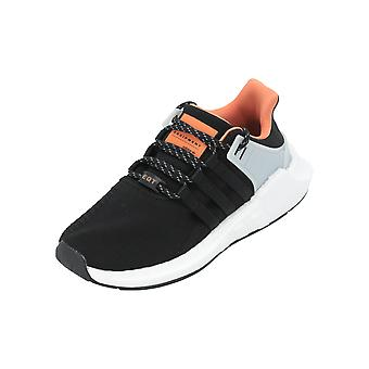 Adidas Originals EQT SUPPORT 93/17 Unisex Sneaker Black Turn Shoes