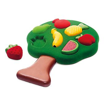 Rubbabu 3D Shape Sorter Puzzel Fruit Educatief Speelgoed Leren Kids Child