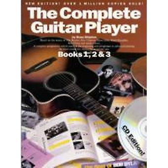 The Complete Guitar Player  Books 1 2  3 With CD New Edition by Shipton & Russ