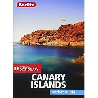 Berlitz Pocket Guide Canary Islands Travel Guide with Dicti