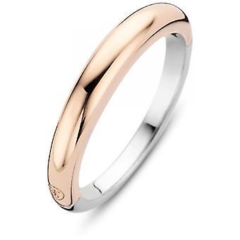 Ring Ti Sento 12104SR - ring silver ring Dor Rose wife