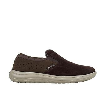 Crocs Reviva Suede 20580822Y universal summer men shoes