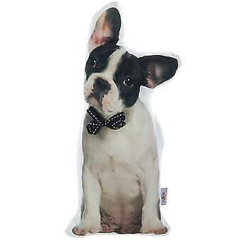 Boston Terriër hond ShapeFilled kussen, dier gevormde kussen