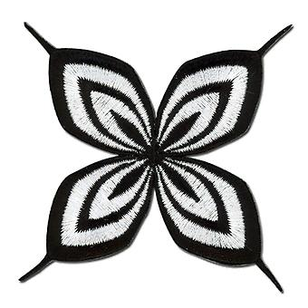 Patch - Bleach - New Soi fong Butterfly Icon Iron On Anime Licensed ge4220