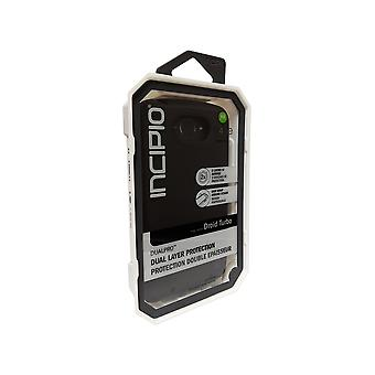 Incipio DualPro Case für Motorola Droid Turbo (zuerst Gen XT1254) - schwarz