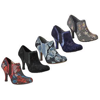 Ruby Shoo naisten ' s Juno korkea kantapää kenkä saappaat