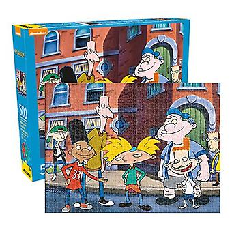 Nickelodeon - hey arnold! 500pc Puzzle