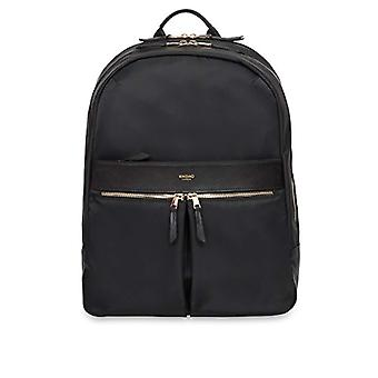 Knomo Beaufort Rucksack 15 6th' - Unisex Black Adult LAPTOP bags (Schwarz) 13.5x32.5x43 cm (B x H T)
