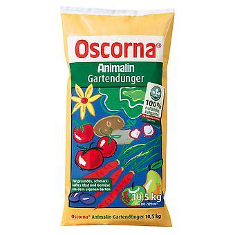OSCORNA® Animalin Garden Meststof, 10,5 kg