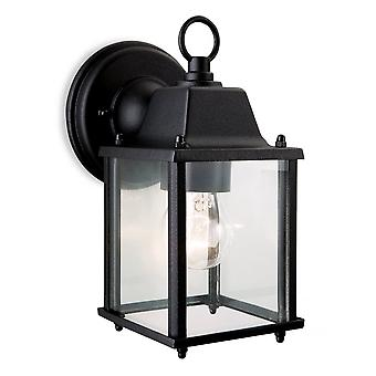 Firstlight Jaded Traditional Black Coach Outdoor Garden Lantern