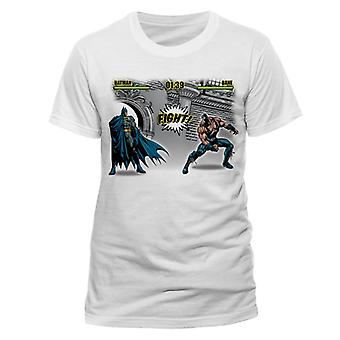 Camiseta FI-GHT da DC Comics Batman