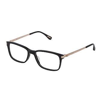 Dunhill VDH183M 0700 Shiny Black Glasses