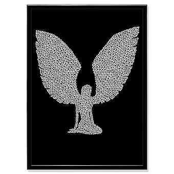 Crystal Art Picture Angel MBP-5