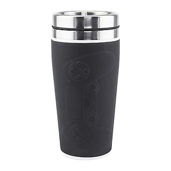 PlayStation Controller Travel Mug Gamers Double-walled Stainless Steel 415ml