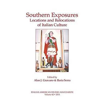 Southern Exposures Locations and Relocations of Italian Culture by Gravano & Alan L.