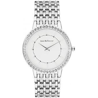 Watch Jean Bellecour Sophie REDS16 - Women's Silver Sertie Watch
