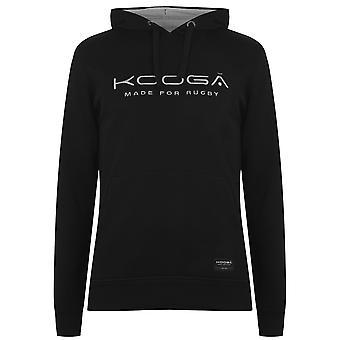KooGa Mens Over the Head Hoody Long Sleeve Hoodie Hooded Top