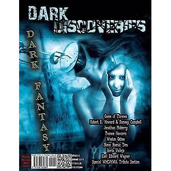 Dark Discoveries  Issue 23 by Beach & James