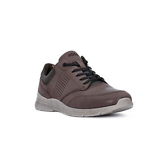 Ecco Irving Dark Clay 51162402559 universal all year men shoes