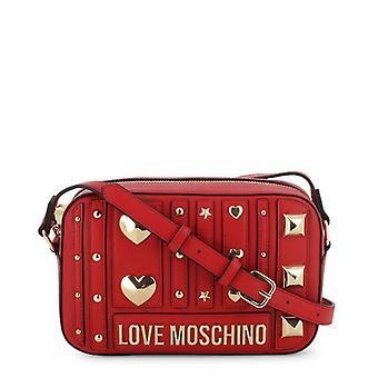 Woman leather across-body handbags kf98423