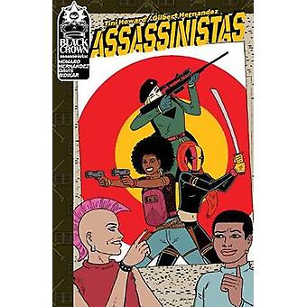 Assassinistas by Tini Howard - 9781684052714 Book